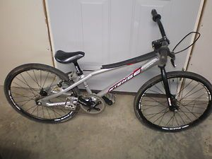 MINI XL MINI BMX RACING BIKE 6061 ALLOY W SINZ WHEELS AND 140CM CRANKS