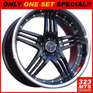 20 inch Wheels Rims MBZ Wheels EURO30 Mercedes Benz E C s CLK Rim