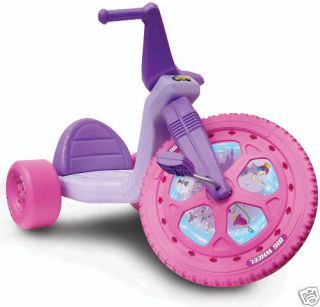 New Original Princess Big Wheel 16 Pink 70s Favorites