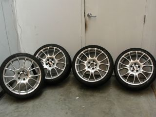 VW Jetta Golf Passat 19 BBs CK Wheels Rims Sumitomo Tires