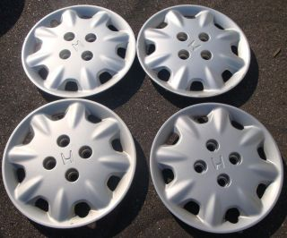 15 96 97 Honda Accord Hubcaps Wheel Covers