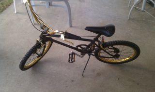 OLD SCHOOL BMX HUFFY PRO LIGHTNING BIKE ARAYA AERO RIMS