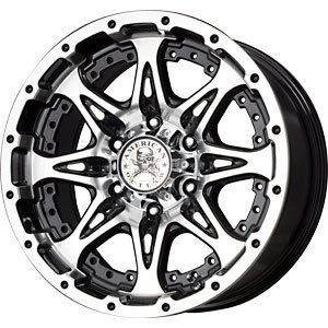 New 16x8 5x139 7 American Outlaw Black Wheels Rims