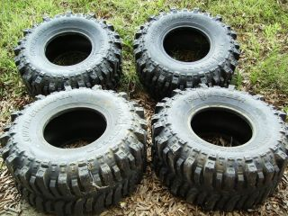 Super Swamper Bogger Mud Tires 16x35x15 16 35 15 Boggers Swampers