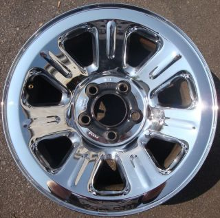 04 05 10 Ford Ranger Mazda B 2300 B 3000 Chrome Steel Wheel Rim