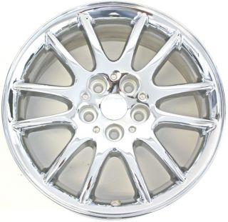 Chrysler 300M 17 Wheels Rims 2157 Chrome