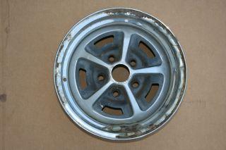 1968 68 1969 69 Magnum 500 Chrome Wheel Road Runner Satellite GTX