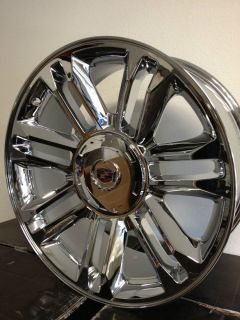 Cadillac Escalade Platinum Factory OE Wheels Rims 6x5 5 6x139 7