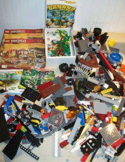 LBS Assorted Bulk LOT MIXED LEGO SPECIAL PIECES PARTS PINS WHEELS ETC