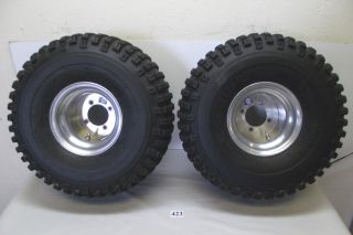 Yamaha Blaster YFS200 YFS 200 ATV Rear Tires Wheels 4 on 100 Mm