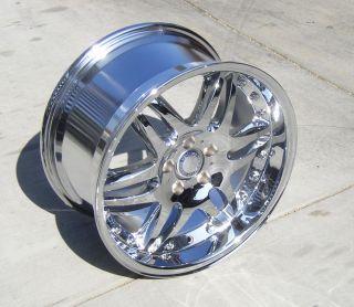 18 Miro 243 Chrome Wheels Mercedes Benz ML 320 350 430 500 GL 450 Audi