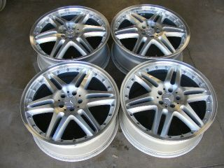 MONOBLOCK STYLE MERCEDES BENZ WHEELS RIMS AMG ML S500 E320 E350 DMG