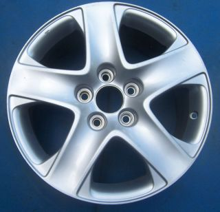 One 17 2005 2008 Acura RL Factory Wheel Rim 71743 Silver
