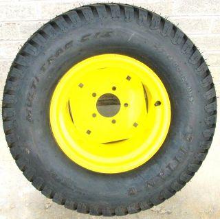 John Deere Gator Tire Wheel Rim Titan Multi Trac 26x14 0 12 26x14 00