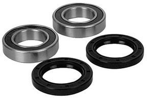 Suzuki Lt 160E Quadrunner ATV Rear Wheel Bearings 03 04