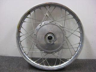 1965 66 67 68 1969 Honda CB160 Sport Front Wheel CB 160