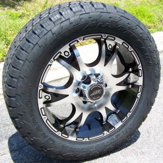 20 American Racing Dagger Wheels Nitto Terra Grappler Ford F250 F350