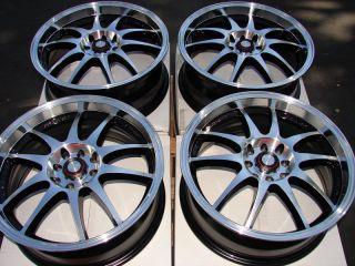 4x114 3 4 Lug Effect Wheels Tiburon Golf Lancer Miata Jetta Versa Rims