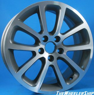 Ford Fusion 2008 2009 18 x 7 5 Factory Stock Wheel Rim 3705