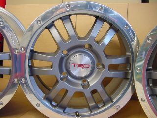 TOYOTA 2012 TUNDRA TRD 17 OEM FORGED WHEEL RIM   WHEELS & RIMS