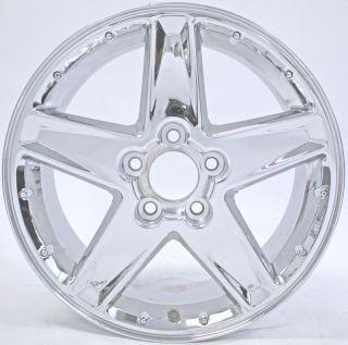 Chevy Equinox 17 Chrome Wheel 5233 9595554