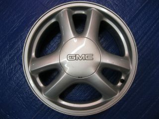 GMC Envoy 2002 2009 Wheel Rim 5136 Used