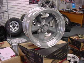 15x10  American Racing Torq Thrust D 5 on 5 BP Chevy GMC Truck