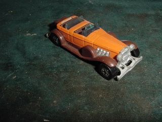 1931 Doozie Dusenberg Touring Car 1976 Hot Wheels