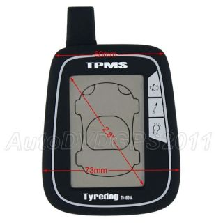 Tyredog TPMS Tire Pressure Monitoring System 4 Sensor