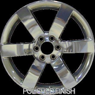 New 20 2006 2007 2008 2009 Chevrolet Trailblazer SS Polished Wheel Rim