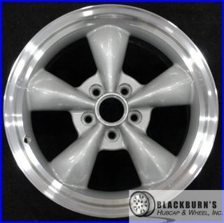 94 00 01 02 03 04 Ford Mustang GT 17 Machined Lip Charcoal Wheel Rim