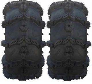 Interco 26 10 12 Black Mamba Light ATV 6 Ply Lite Tire