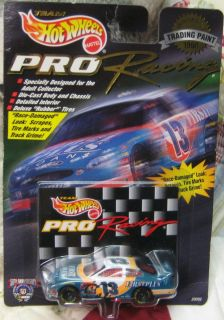 Hot Wheels Collector Edition Trading Paint Pro Racing 1998 Car 13
