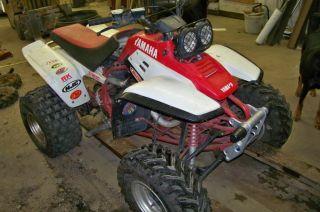 Yamaha Warrior 4x4 Wheels Rims Rear Maxxis Razar Part