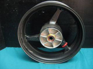 Honda CBR600RR CBR 600 RR New Rear Wheel Rim 2005