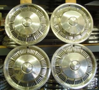 1966 66 Ford Falcon Hubcaps Hubcap Wheelcovers Wheels