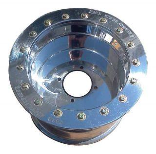12x7 190 Aluminum Beadlock Wheel 4x156 Polaris Ranger RZR XP900 800