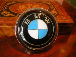 Nardi BMW Horn Button for Classic Steering Wheels New