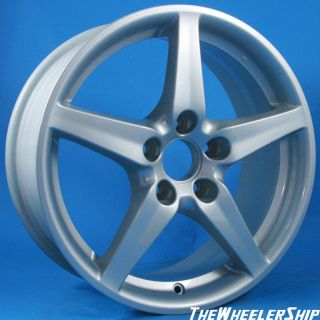 RSX 2005 2006 17 x 7 Type s Factory Stock Wheel Rim 71752
