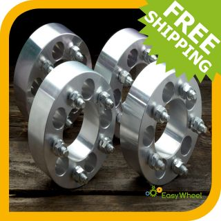 Wheel Spacers Adapters 2 inch for All Jeep TJ YJ XJ MJ KJ KK ZJ