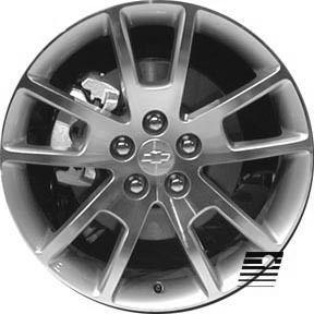 Chevrolet Malibu 2008 2009 18 inch Used Wheel Rim