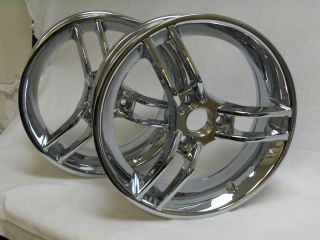 Can Am RS BRP Chrome Wheel Rim Wheels Rims No Exchange Spider