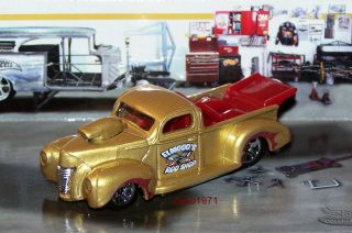 Hot Wheels 1940 Ford Drag Truck Mint Loose