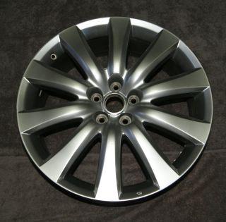 20 Mazda CX 9 Factory Alloy Wheel Rim Hypersilver