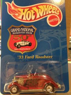 HW 1998 SPECIAL EDITION GRAND NATIONAL ROADSTER SHOW 50TH SAN FRANSICO