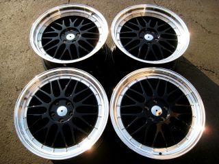 19 MERCEDES LM WHEELS & TIRES C280 C300 C350 CLK E320 E350 E500 E550