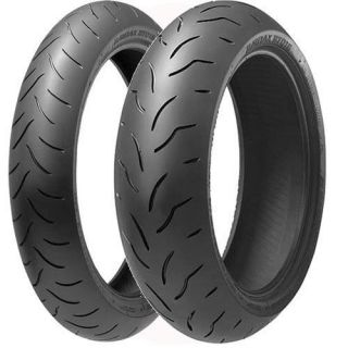 New Bridgestone BT016 Front Rear Tires 120 70 190 55