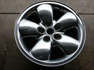 20 Dodge RAM 1500 Polished Rim Wheel