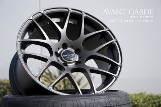 18 Avant Garde M310 Staggered Wheels Rims Fit Luxes IS250 IS300 is350