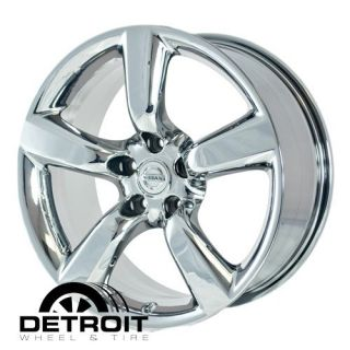 350Z 2003 2009 PVD Bright Chrome Wheels Rims Factory 62454